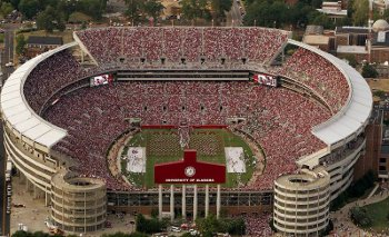 Il Bryant-Denny Stadium