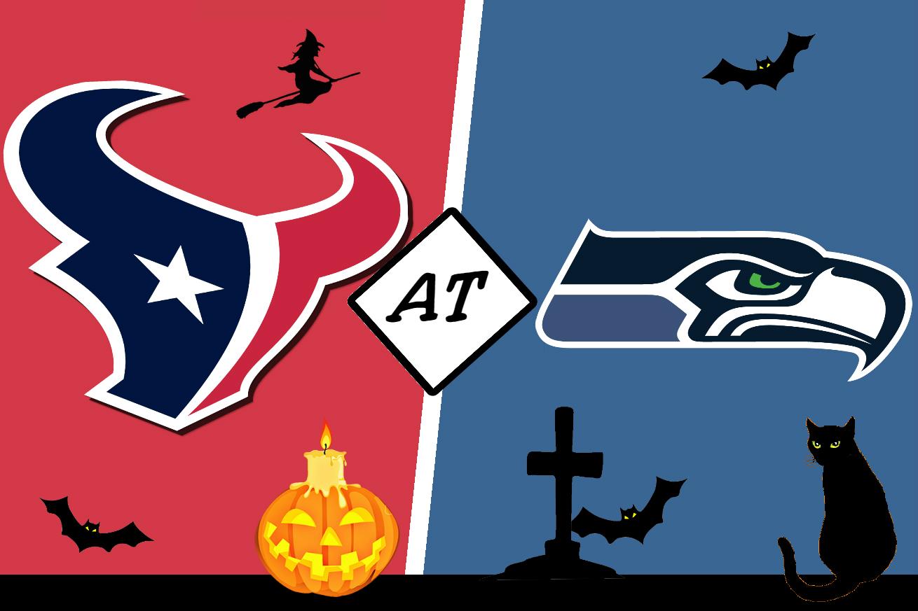 Week 8 Houston Texans Seattle Seahawks
