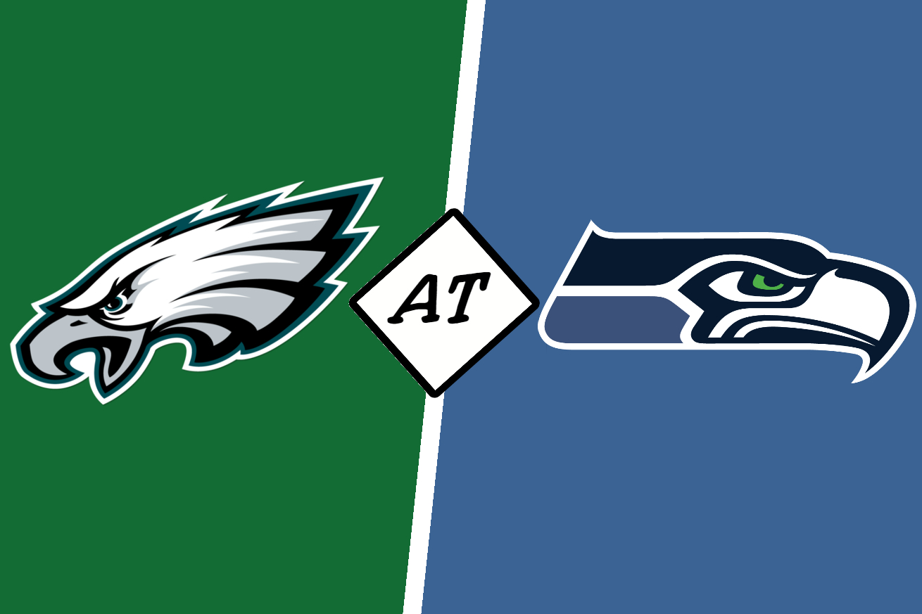 Recap Week 13 Philadelphia Eagles Seattle Seahawks
