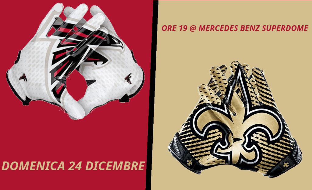 Preview Week 16 Atlanta Falcons New Orleans Saints